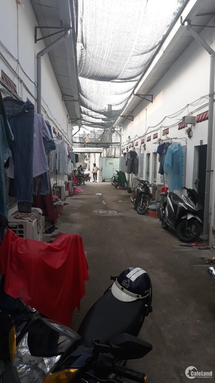 Cần bán dãy trọ 20 phòng, 2,2 tỷ, sau chợ Bình Triệu, SHR, LH Huy: 0348385170