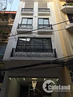 Bán nhà 5 tầng Lạc Long Quân, Tây Hồ, Hà Nội, diện tích 40m2 giá 3,1 tỷ,