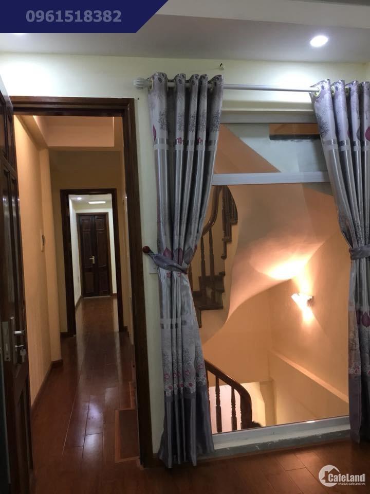 Bán nhà mặt ngõ 345 Khương Trung 48m2 x 3T. Vừa ở vừa kinh doanh hoặc cho thuê.