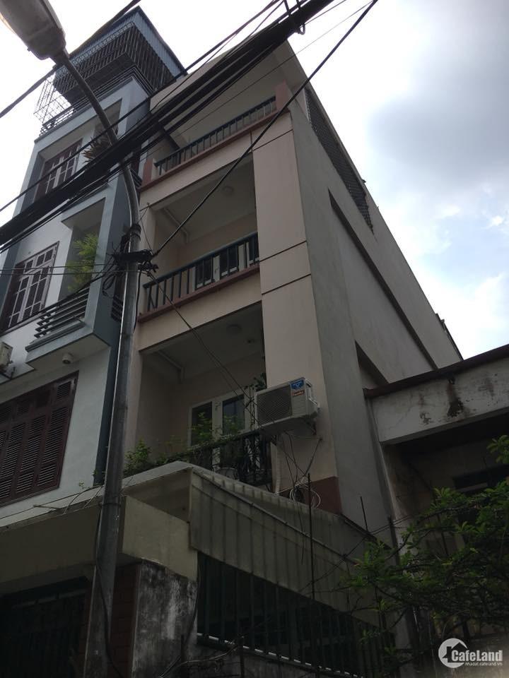 Bán nhà Thanh Xuân, ngõ 68 Triều Khúc giá 2.75 tỷ, 37m2, có sân