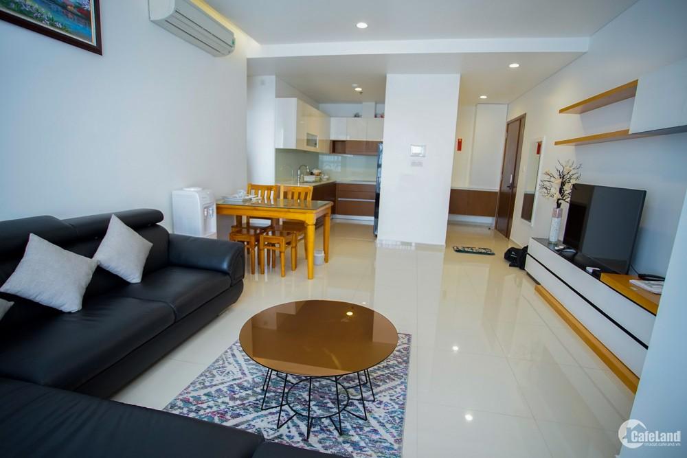 Pearl Plaza Bình Thạnh_Cho thuê CH 1PN, đủ nội thất, view Landmark 81 cực đẹp