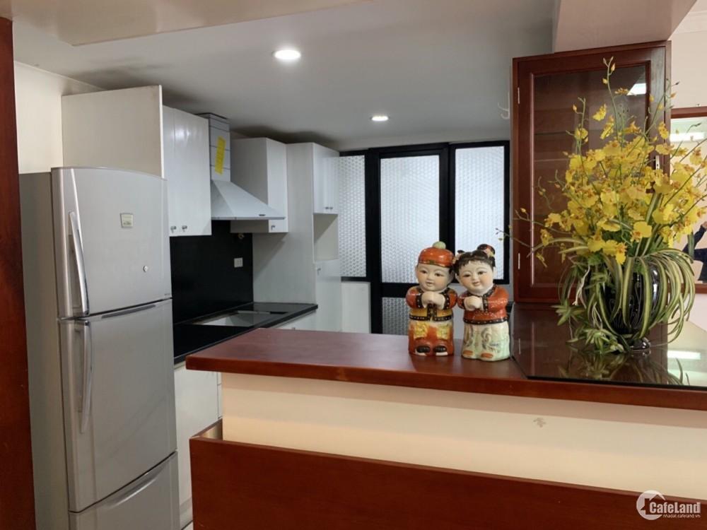 [HOT] Cho thuê căn hộ 2 ngủ full đồ rộng 98m2 tòa Chelsea Park 116 Trung Kính