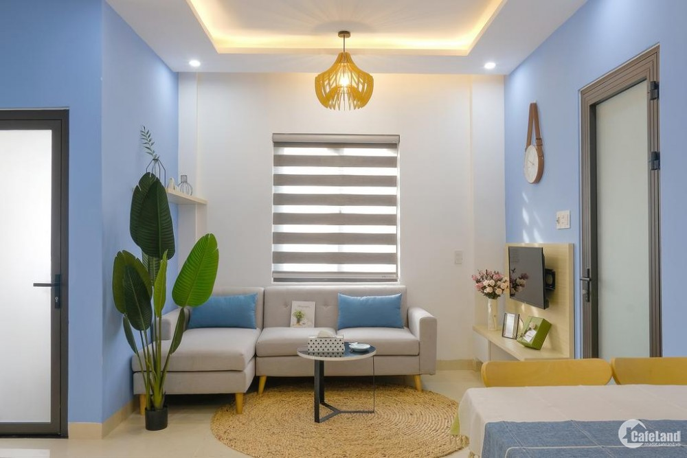 Căn hộ mini full nội thất, đẹp, sang và giá rẻ ở lâu dài