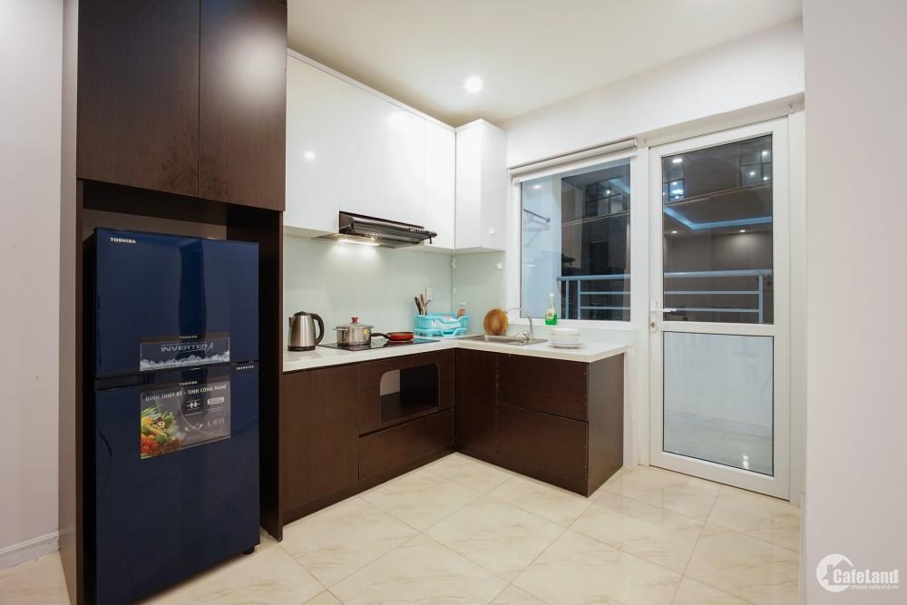 Cho thuê căn hộ 2 phòng ngủ chung cư Mường Thanh Viễn Triều