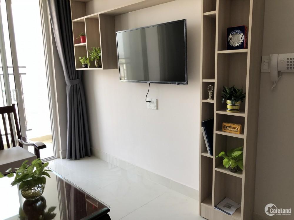 Căn Hộ RichStar Tân Phú 2PN full nội thất. Giá : 12 triệu / tháng