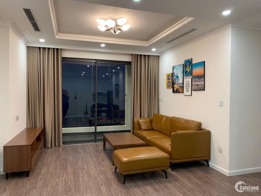 Cho thuê căn hộ 3PN Sunshine Riverside full đồ xách vali về ở, view sông Hồng