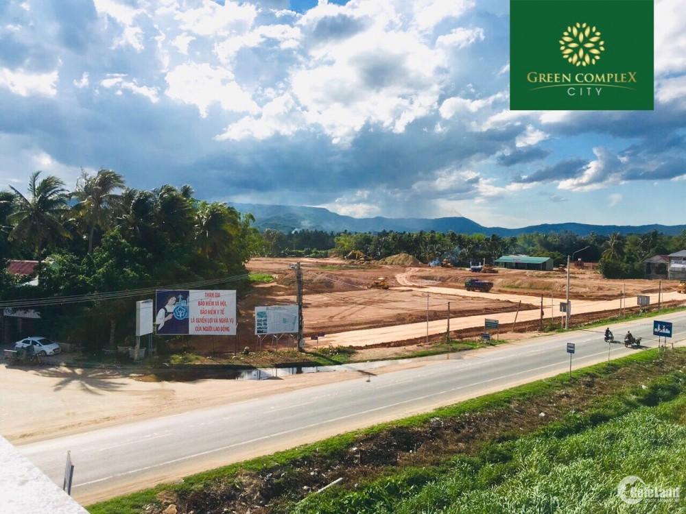 Bình Định - thị trường bđs nóng hổi sở hữu ngay vị trí đẹp nhất dự án Green com