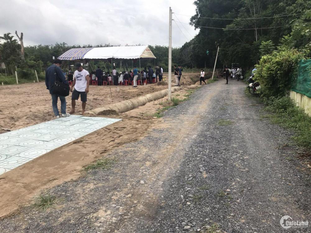 Chính chủ cần bán gấp lô đất khu dân cư Nguyễn Thị Rành, An Nhơn Tây, Củ Chi