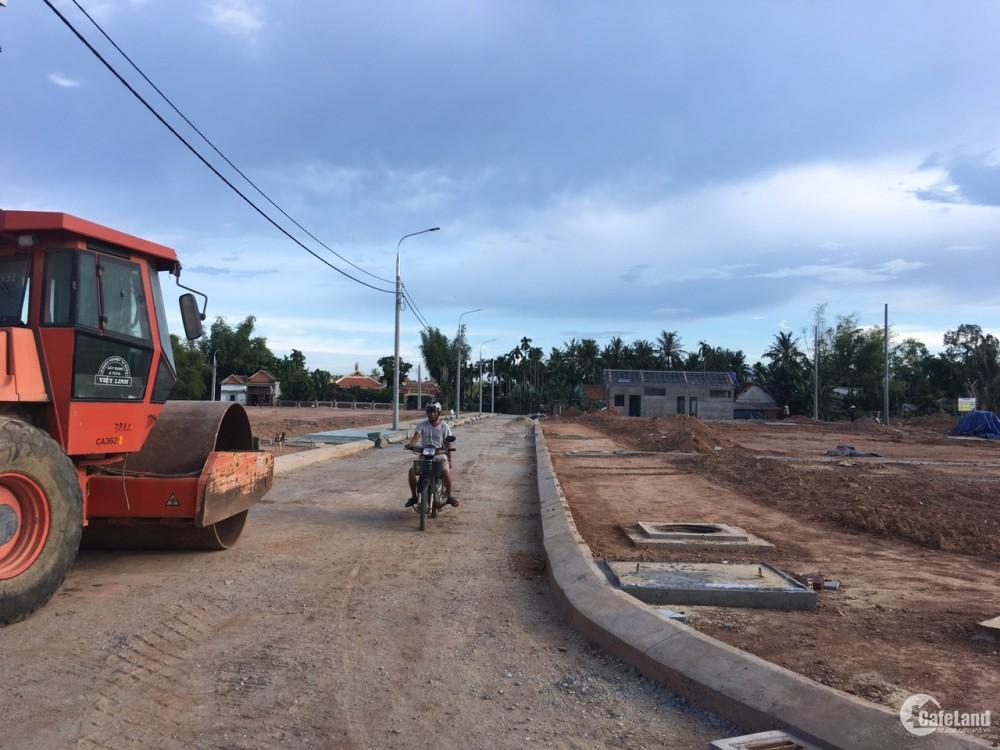 KDC PHƯỚC CHÁNH trên tuyến QL1A Quảng Ngãi. THỜI ĐIỂM VÀNG để đầu tư.