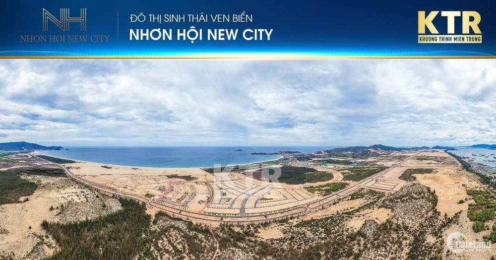 Đất Biển Nhơn Hội New City- Đầu tư Sớm Lợi Nhuận Cao