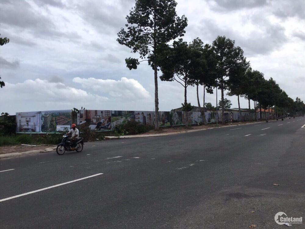Đất nền sổ đỏ mặt tiền đường rộng 42m, vị trí hiếm hoi tại TT Bà Rịa, 16,5tr/m2
