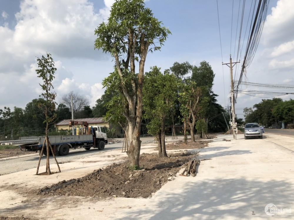 Bán lô đất ngay KCN và chợ dân đông đúc