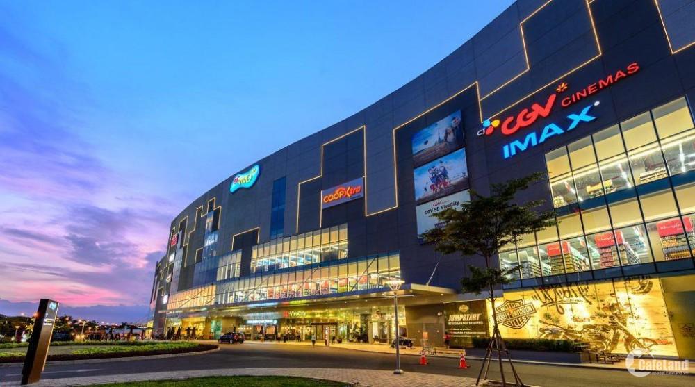 Đất Đối Diện Trung Tâm Thương Mại Mega mall