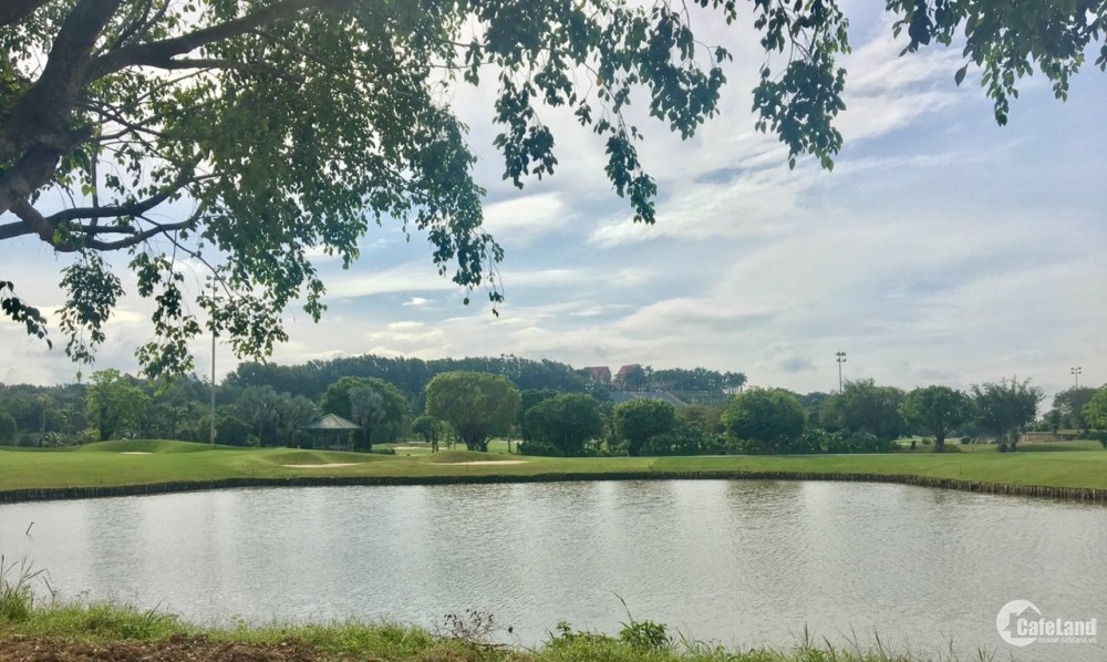 Biên Hòa New City, 12 Tr/m2, bên trong sân Golf, sát Sông. LH 0931025383