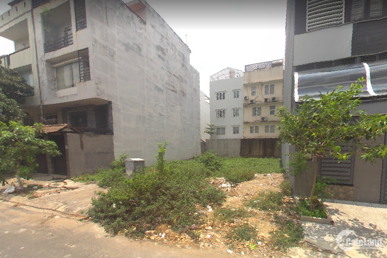 Chính chủ bán nhanh lô đất đường Bình Lợi, p13,Bình Thạnh, sổ riêng bao sang tên