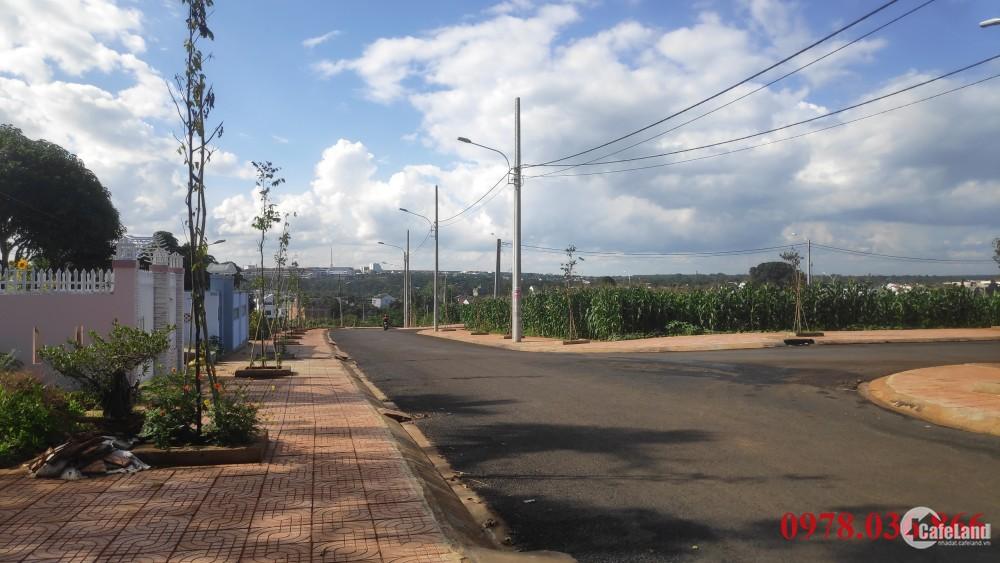 Khu đấu giá Võ Thị Sáu BMT - Đất ngay trung tâm TP