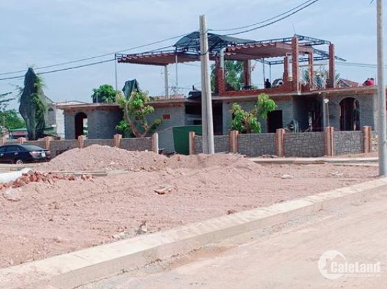 Bán lô đất MT đường Lê Đại Hành, hướng nam, giá: 75 triệu/m2