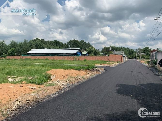 Kẹt tiền xây nhà bán gấp lô đất thổ cư-shr ngay KCN Becamex,gần UBND,TTHC...(400