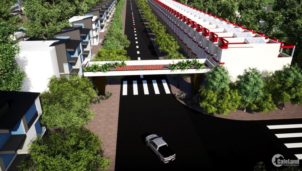 Siêu phẩm Gateway Center – Minh Hưng, Chơn Thành chính thức nhân đặt chỗ từ 11/8