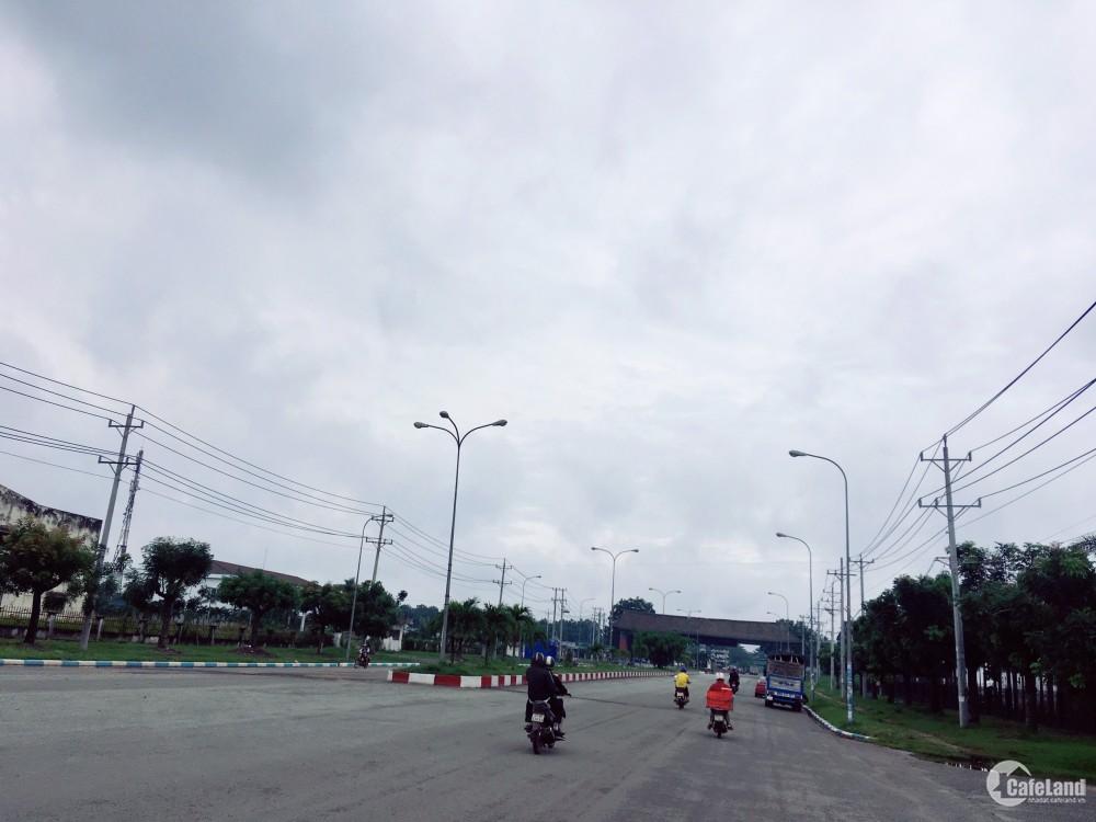 SIÊU DỰ ÁN VỪA MỞ ĐẸP LUNG LINH NGAY KCN MINH HƯNG
