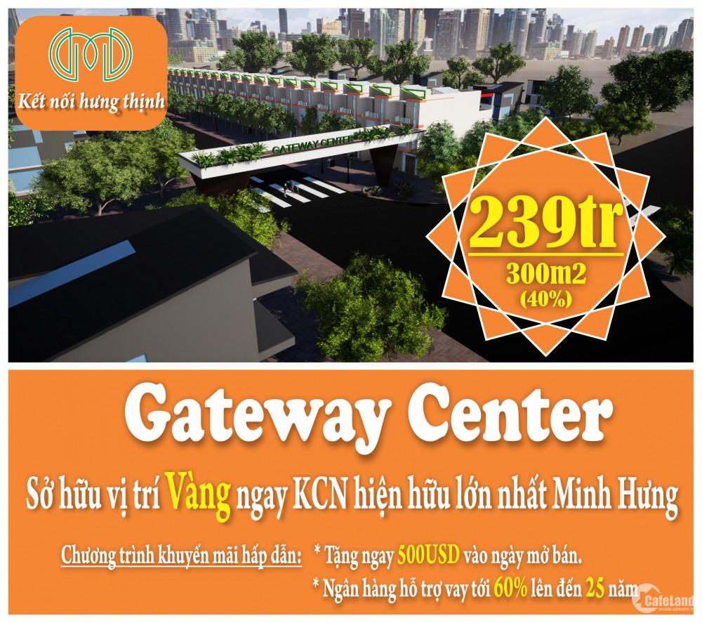 ĐẤT NGAY KCN MINH HƯNG - HÀN QUỐC