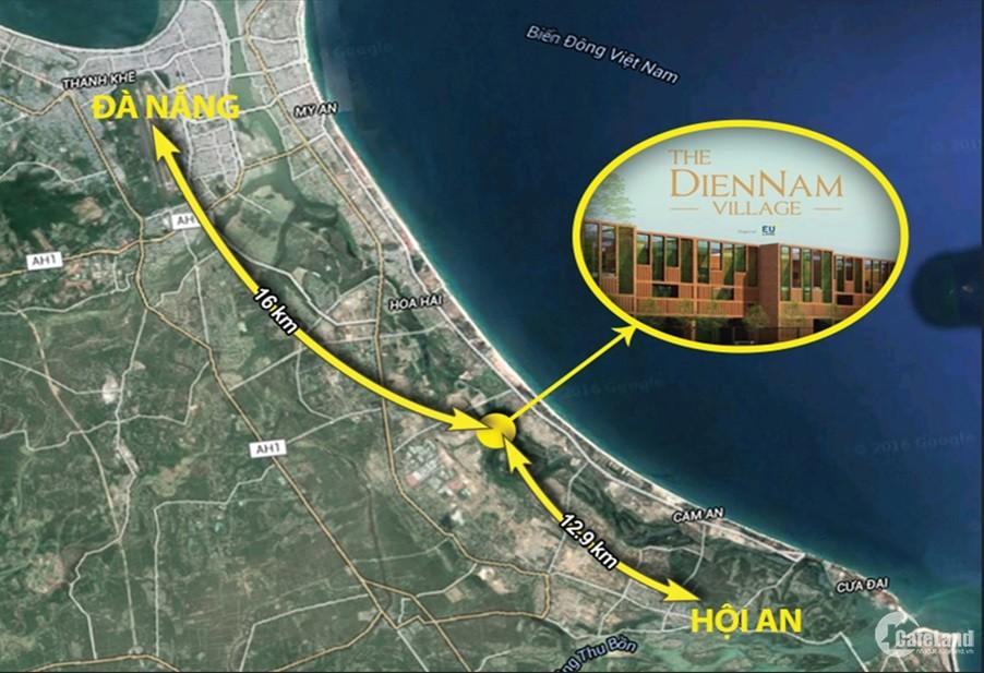 Dự án Điện Nam Village ngay cạnh KCN ĐN - ĐN giá 1 tỷ