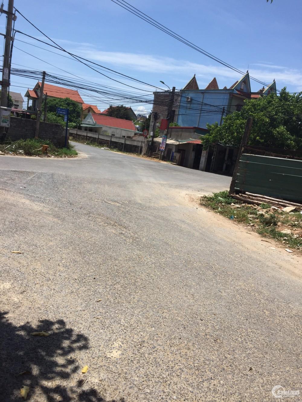 Bán đất Lộc Ninh đường Lê Lai cách sân bay Đồng Hới 100m