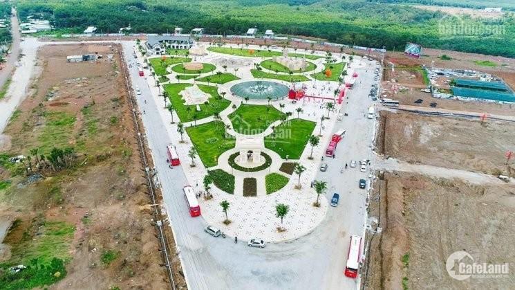 Thanh lý đất nề KĐT Cát Tường Phú Hưng Chỉ 875 triệu/ Nền 87.5m2, SHR, mặt tiền
