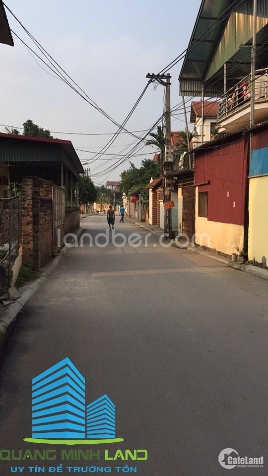Bán lô đất 107m2 Cửu Việt – Trâu Quỳ – Gia Lâm – Hà Nội. LH: 091 271 9896.