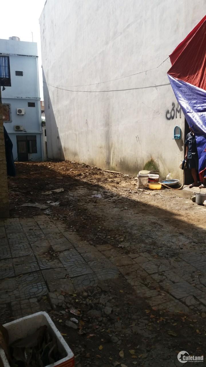 Bán lô đất mặt tiền Nguyễn Lộ Trạch, Hải Châu, đối diện Lotte Mart