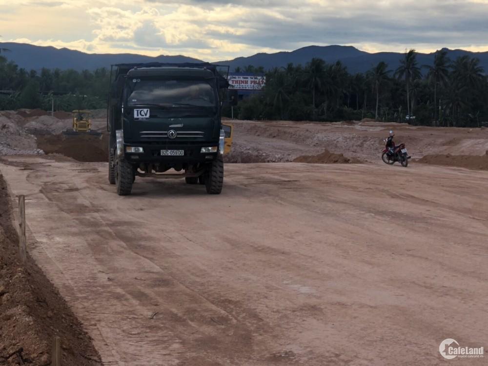 Nhận đặt chỗ giai đoạn 1 dự án Green Complex City - đất nền ven biển tại Bình Đị