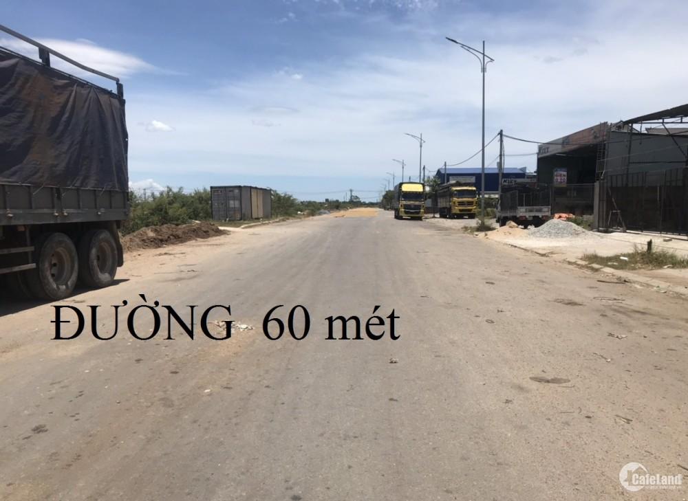 Đất nền KQH Hương Sơ, 160 m2, đường 60m giá 14,5tr/m. LH 0796571878
