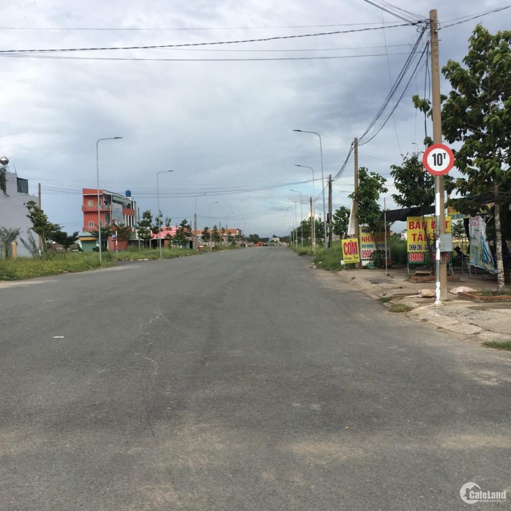Thanh lý lại vài lô đất trên đường Tỉnh lộ 10 - Trần Văn Giàu