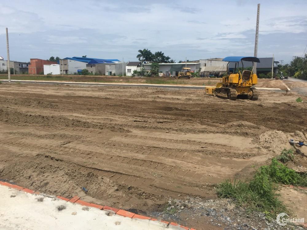 Bán đất dự án An Hạ Garden, Bình Chánh, giá 490tr, ưu đãi cao, chiết khấu lớn