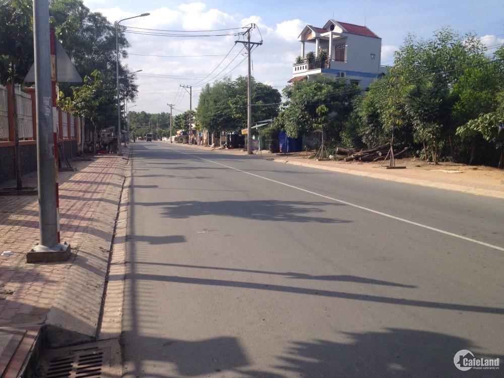 Bán đất đường Nguyễn Thị Sóc, 5x16, 800tr