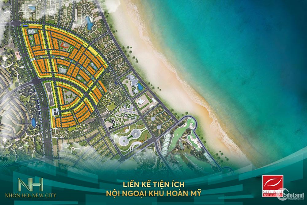 Nhơn Hội new city dự án đô thị sinh thái biển Quy Nhơn