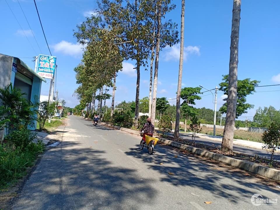 Đất nền gần sân bay khu dân cư Song Phương, Long Thành giá 1.2 tỷ/ lô full thổ