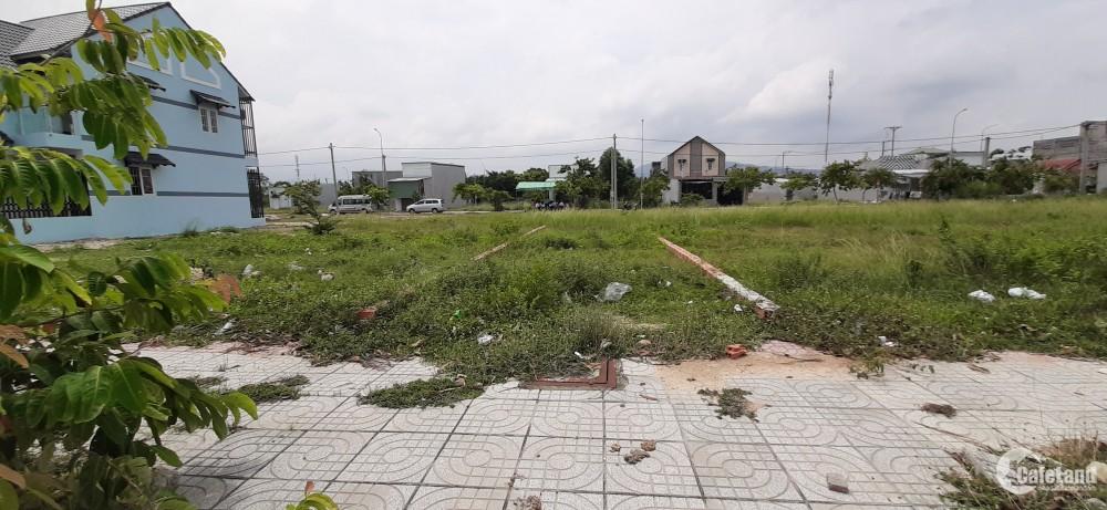 Bán mảnh đất Góc 02 Mặt Tiền đường Lộ giới 13m, 970 triệu