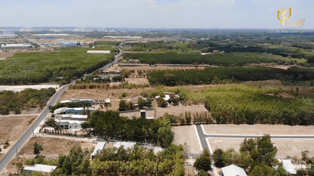 Bán Đất Nền Thổ Cư 100% Liền kề  Gần Sân Bay Quốc Tế Long Thành