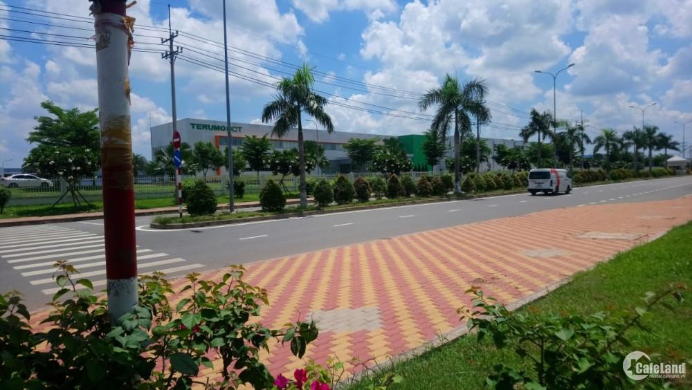 Đất khu dân cư Bình Sơn long thành, giá chỉ 8,6tr/ m2 sổ hồng trong 30 ngày!