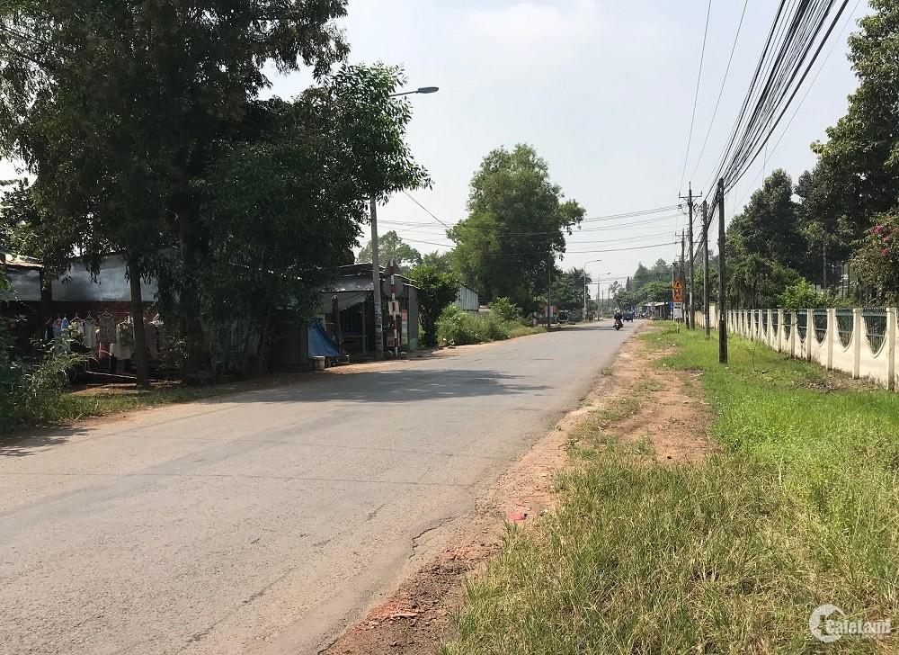 Duy nhất lô góc được thừa hưởng 273m2 đất làm vườn chỉ 1.5 tỷ xã Long Phước, LT
