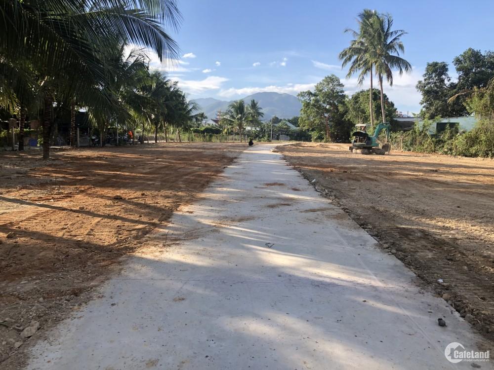 Đất nền giá rẻ Vĩnh Hiệp, Nha Trang