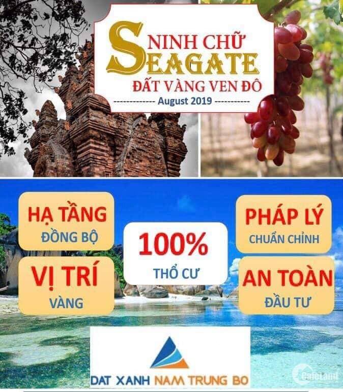 Cổng biển chứa vàng chỉ có tại Ninh Thuận – Ninh Chữ Seagate
