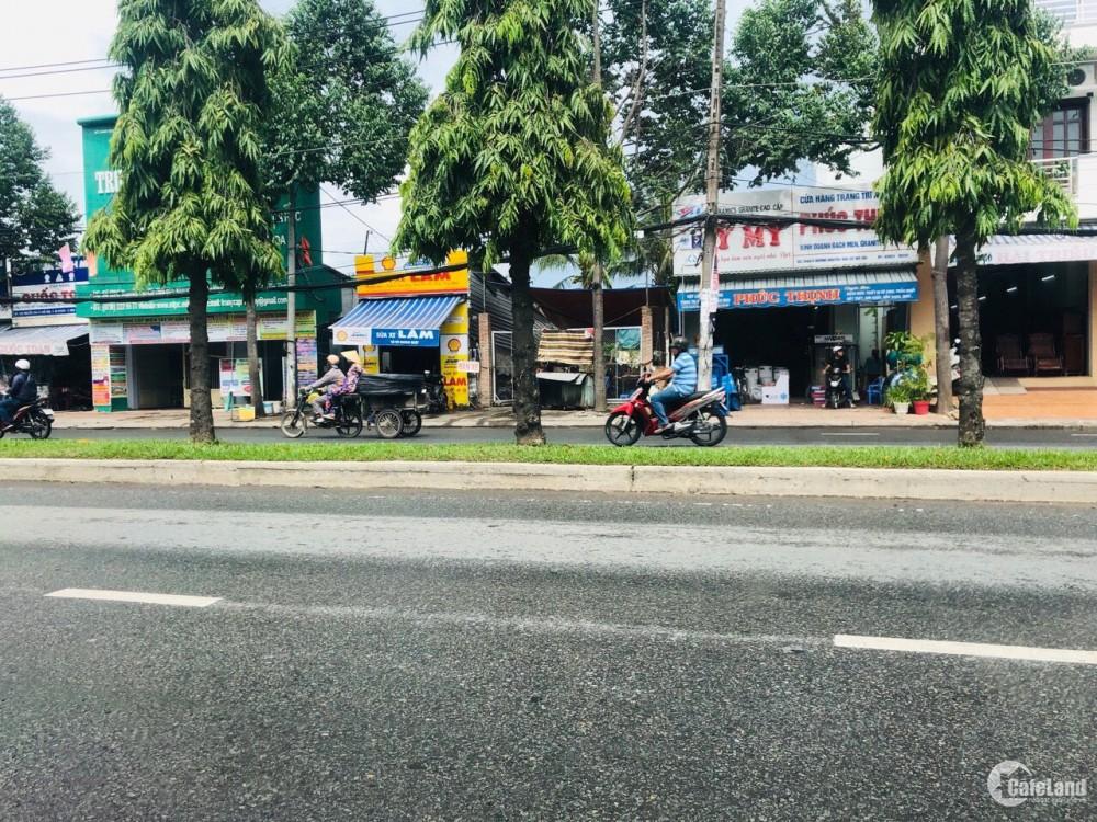 Bán nền mặt tiền Nguyễn Văn Cừ gần trường trung cấp Miền Tây - 12 tỷ