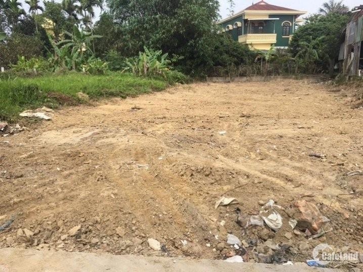 Chính chủ bán 2 lô đất mặt tiền vị trí đắc đia gần Trung tâm TP Huế giá tốt