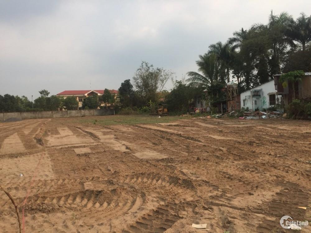 Bán đất quận 12 giá rẻ, KDC Trịnh Thị Dối, SHR, 980tr/nền, l/h 0349875451.