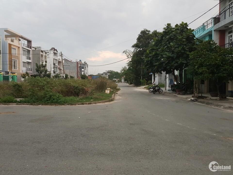 Đất nền đâu tư,ngay đường Nguyễn Thị Búp,Gần chợ Hiệp Thành, trường học,sổ riêng