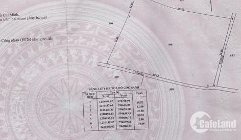 Ngay Sau KDL Suối Tiên: Đất Trồng Cây 900tr/Nền,Thổ Cư 2,8tỷ/Nền SHR Bao Công Ch