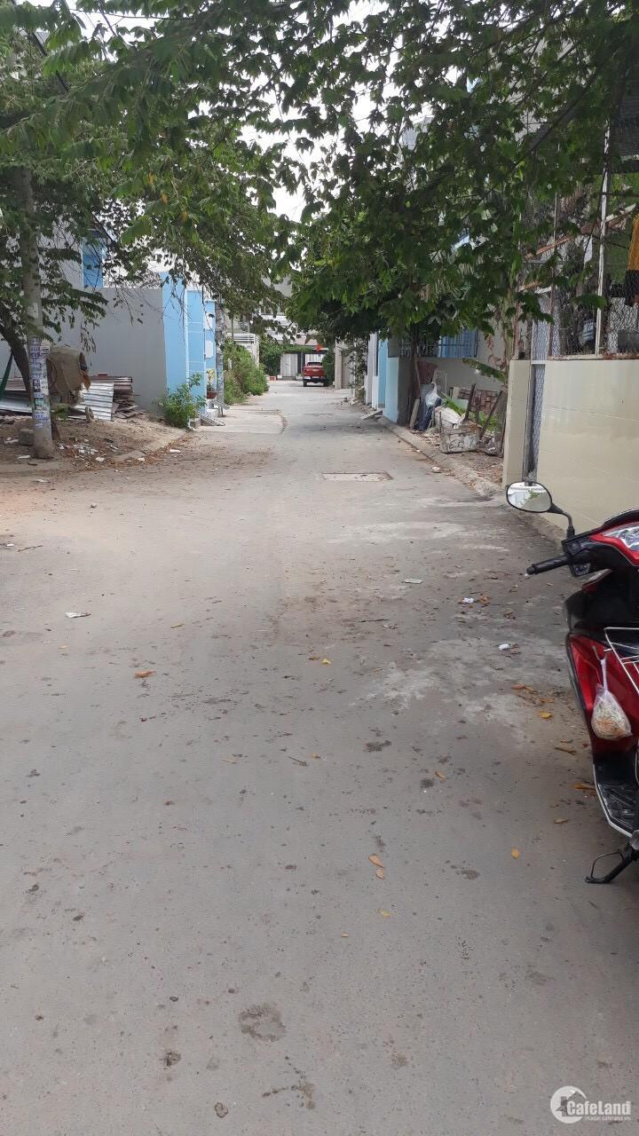 Bán đất gần chợ Tăng Nhơn Phú B, hẻm Đình Phong Phú, Q9, DT 106m2