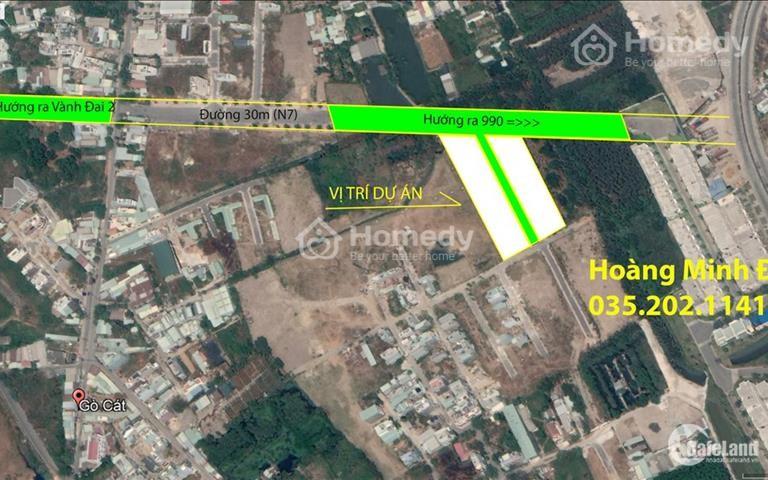 Bán đất nền hẻm 41 đường Gò Cát, Phường Phú Hữu, Quận 9, TP. HCM